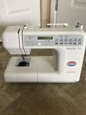 Janome Memory Craft 3000 Computerized Sewing Machine *AS IS*