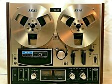 Akai 4400D Stereo Tape Deck Reel-To-Reel - Fantastic Condition - See Video