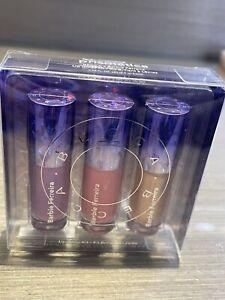 Becca Cosmetics Becca X Barbie Ferreira Prismatica Lip Gloss Trio Kit 💯