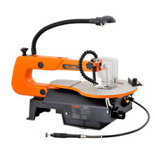 220V Two-direction Variable Speed Scroll Saw With Flexible LED Light