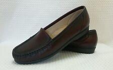 SAS Womens Flat Shoes 7 M Medium Simplify Antique Wine Tripad Comfort