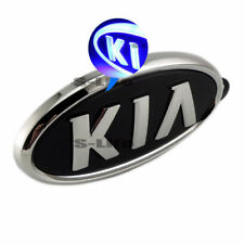 4D Tail Front Logo Illuminated LED Car Grille Emblem Light For Kia Forte CERATO