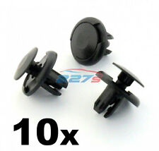 10 X Honda Civic Paso de Rueda Revestimiento & Guardabarros -clips 8mm