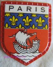 ECU008 - PATCH ECUSSON  BLASON PARIS
