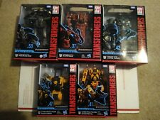 Transformers Siege War for Cybertron (Devastator)Lot of 5