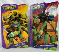 Teenage Mutant Ninja Turtles Enter Shredder & Turtle Time Board Book Set