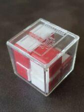 Soviet Russian USSR minus cube puzzle vintage LOGIC GAME Sverdlovsk brain teaser