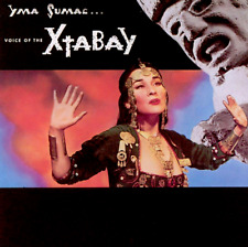 """YMA SUMAC """"Voice Of The Xtabay"""" (CD 1996) 16-Tracks ***EXCELLENT*** sryb"""