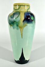 ZUID-HOLLAND Jugendstil Keramik Vase ° Rozenburg Stil °° art nouveau pottery °
