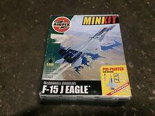 Airfix Minkit (pre-painted) F-15 J Eagle  (306th) 1/144 Scale Kit No A50027