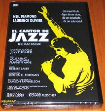 EL CANTOR DE JAZZ / THE JAZZ SINGER 1980 -English Español- Precintada