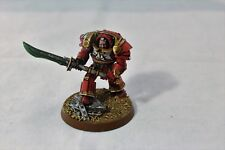 Warhammer Space Marine Limited Edition Legion Praetor Well Painted