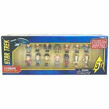 Chibis Star Trek Figure Set 50th Anniversary Mini Collectibles
