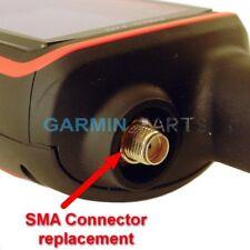 New Brass SMA female Antenna socket for Garmin Astro 320, 430 Alpha 100, 50 part