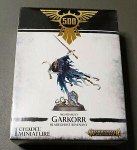 500th GW Store Opening Special Edition Nighthaunt Garkorr Bladegheist Revenant