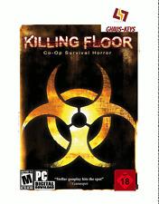 Killing Floor Steam Pc Game Key Download Download Code [Blitzversand]
