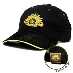 AUSTRALIAN ARMY PEAK CAP HAT * VIETNAM * AFGHANISTAN *