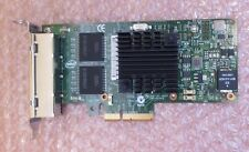 SUN 7070195 Oracle G13021 Quad Port PCI-E Gigabit Ethernet Adapter Half Height