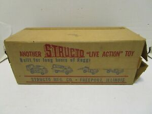 VINTAGE STRUCTO NO.920 TELEPHONE TRUCK ***NEW IN BOX***