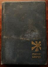 Antique Photo Album (1920s/30s?) Travel, Transportation, Boats, India/Pakistan ?