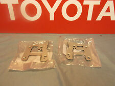 '84-'89Toyota 4Runner pickup Radio Stereo Brackets Factory Genuine OEM Set of 2
