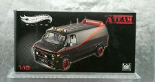 Original Hot Wheels Elite A-Team Van 1:18_1/18 MINT Condition!!! Top RARE!!!