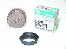 Fujica GS645 Lens Hood with Case