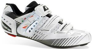 Gaerne G.Motion Road Cycling Shoes - White - (Retail $269.99) sidi crono italian