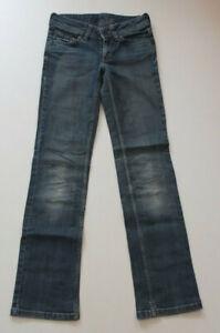 ESPRIT SPORTS DENIM Jeans Gr. 32 XS Stretch TOP Blau