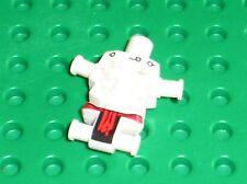 Buste Personnage LEGO Minifig White Skeleton Torso 14019 - 93271 / Set 2507 2505