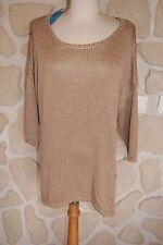 Pull beige neuf taille M marque NOT SHY  étiqueté à 139€