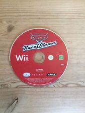 Disney Pixar Cars Race O Rama for Nintendo Wii *Disc Only*