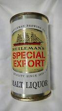 Flat Top Beer Can Special Export Malt Liquor Heileman Lacrosse Wisc. 81-28