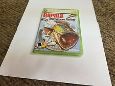 Rapala Tournament Fishing (Microsoft Xbox 360, 2006)