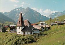 Postkarte - Hirschegg / Kleinwalsertal