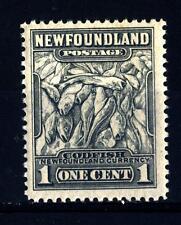 NEWFOUNDLAND - TERRANOVA - 1932-1941 - Merluzzo (Gadus morrhua)