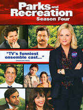 PARKS AND RECREATION: SEASON 4 DVD NEW SEALED