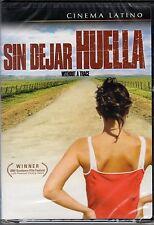 SIN DEJAR HUELLA-Without a Trace-CINEMA LATINO-Aurelia flees serial killer-DVD