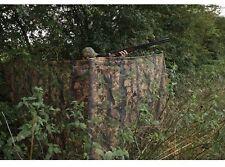 JACK PYKE CLEARVIEW HUNTING HIDE NET 5 x 1.5m oak tree camouflage lightweight