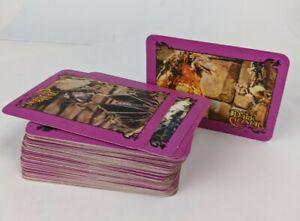 80x The Dark Crystal 1982 Movie Trading Cards Donruss