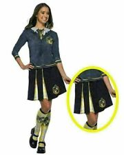 LICENSED HUFFLEPUFF HARRY POTTER ADULT SKIRT BOOK WEEK COSTUME