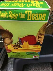 DONT SPILL THE BEANS replacement pieces parts 61 BEANS fast  free shipping oem