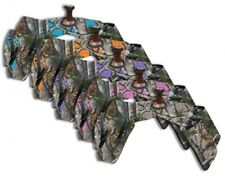 Showman Trail Riding Camouflage Insulated Nylon Saddle Horn Bag 2 Water Bottle