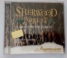 Sherwood Forest  Dance of Nobles CD, NEW Factory Sealed OOP Northsound Music CD