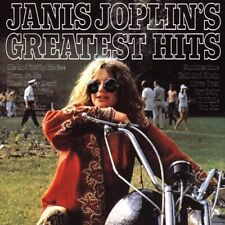 Janis Joplin Greatest hits (10 tracks, 1973) [CD]