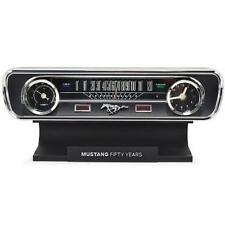 Ford Mustang Sound Clock Thermometer Brand New!
