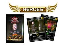 Heroes Star Realms Crisis 12 Card Booster White Wizard Games WWG 009