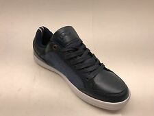 Levis Aart Chambray Navy Blue Shoes Mens Size 8.5 $45