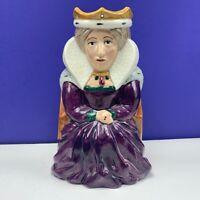 Toby mug cup Royal Staffordshire England mcm RARE vintage vtg Queen sculpture UK