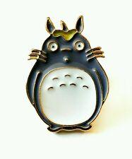 Mi vecino Totoro Studio Ghibli Insignia Pin Esmalte Hoja 25mm